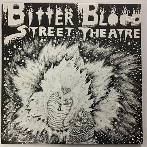 Bitter Blood - Street Theatre Vinyl record