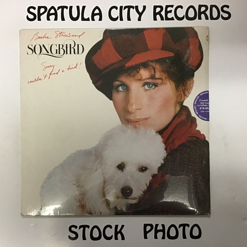 Barbra Streisand - Songbird - SEALED - vinyl record LP