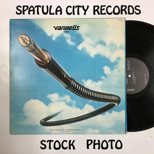 Vangelis - Spiral - vinyl record LP
