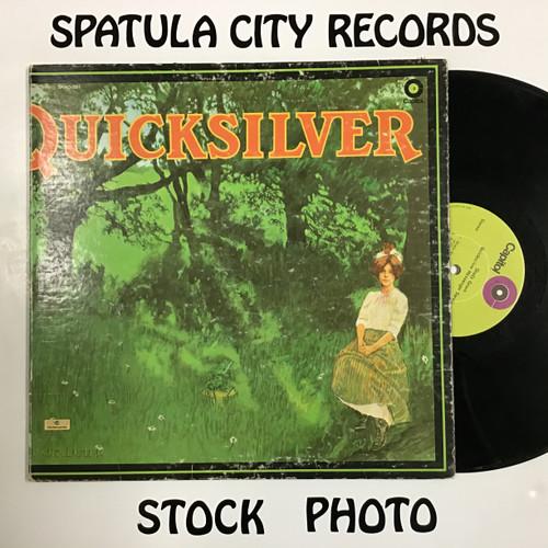 Quicksilver - Shady Grove - vinyl record LP