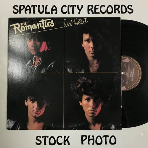 Romantics, The - In Heat - vinyl record LP