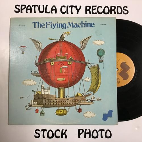 Flying Machine, The - The Flying Machine - vinyl record LP