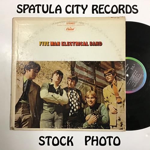 Five Man Electrical Band - Five Man Electrical Band - vinyl record LP