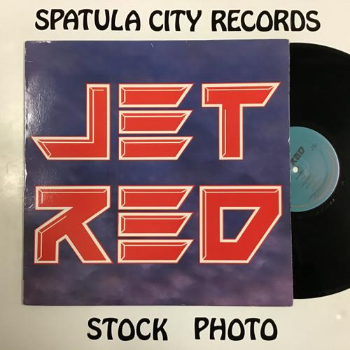 Jet Red - Jet Red - vinyl record LP
