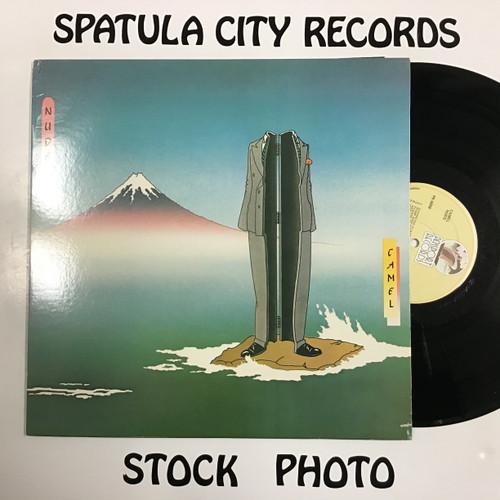 Camel - Nude - vinyl record LP