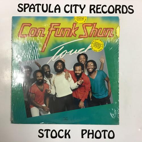 Con Funk Shun - Touch - SEALED - vinyl record LP