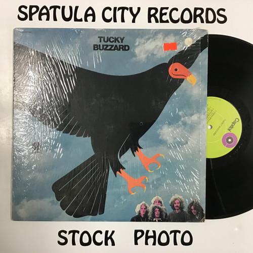 Tucky Buzzard - Tucky Buzzard - vinyl record LP