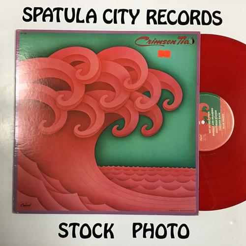 Crimson Tide - Crimson Tide - PROMO - vinyl record LP