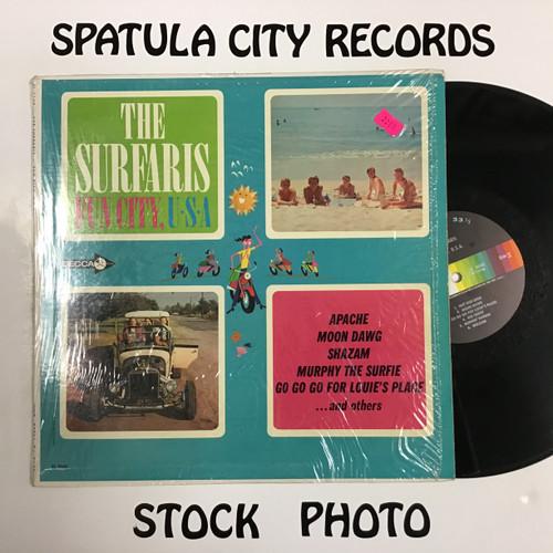 Surfaris, The - Fun City, U.S.A. - MONO - vinyl record LP