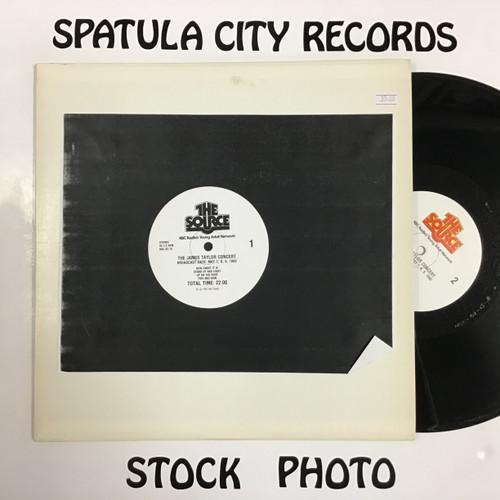 James Taylor - The James Taylor Concert  - double vinyl record LP