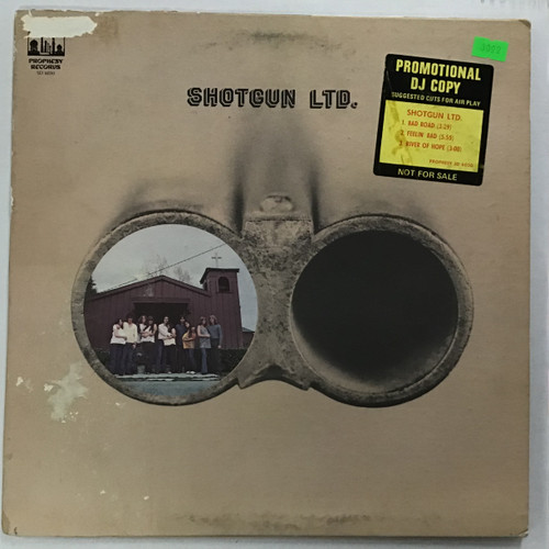 Shotgun LTD, Shotgun LTD - (WLP) Vinyl record