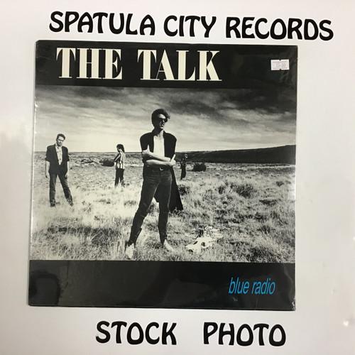 Talk, The - Blue Radio - SEALED - vinyl record LP