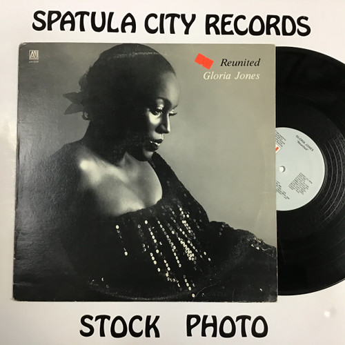 Gloria Jones - Reunited - vinyl record LP
