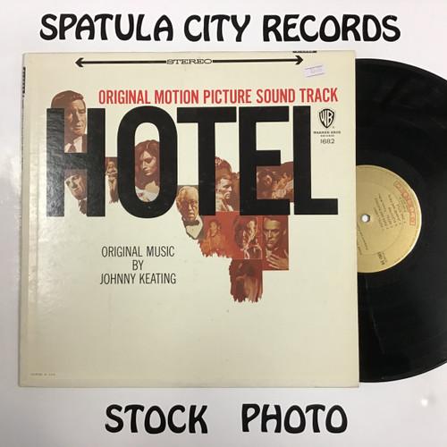 Johnny Keating - Hotel - soundtrack - vinyl record LP
