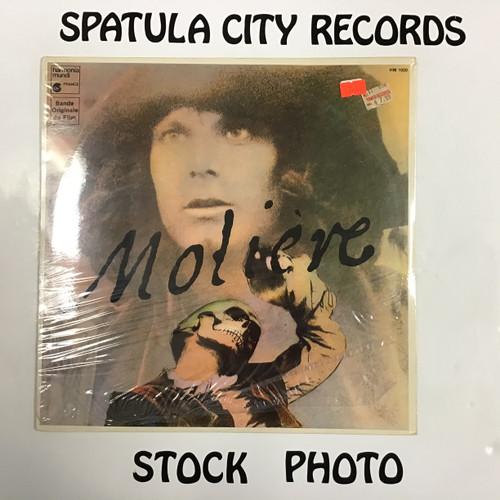 Rene Clemencic - Moliere - soundtrack - SEALED - vinyl record LP