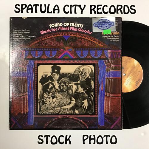 Lee Erwin - Sound of Silents - soundtrack - vinyl record LP