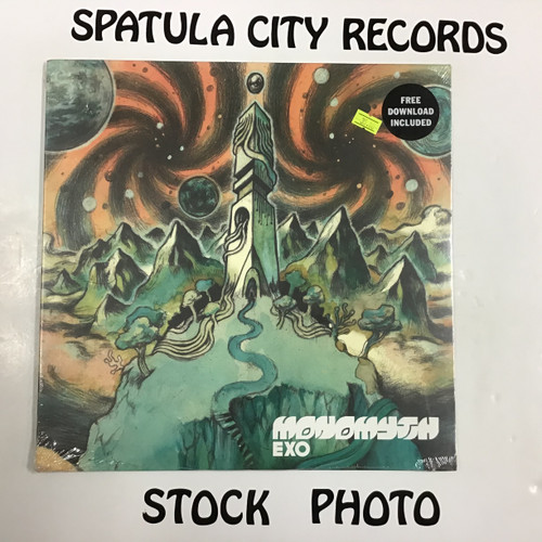 Monomyth - Exo - SEALED - IMPORT - vinyl record LP