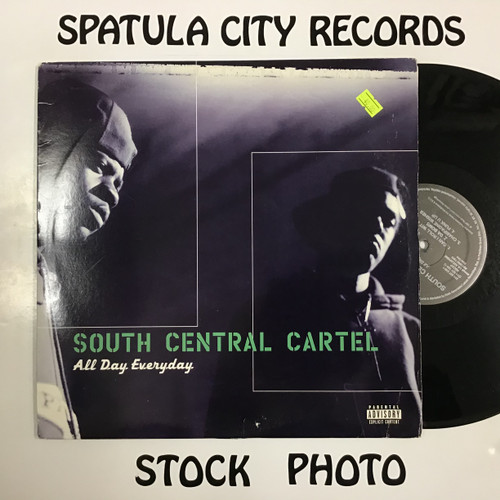 South Central Cartel - All Day Everyday - double vinyl record LP