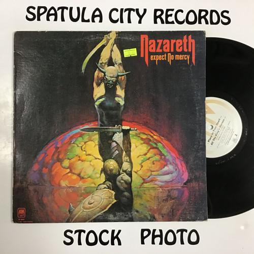Nazareth - Expect No Mercy - vinyl record LP