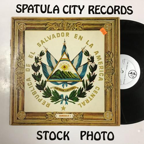Geri Galian - Homenaje I - vinyl record LP
