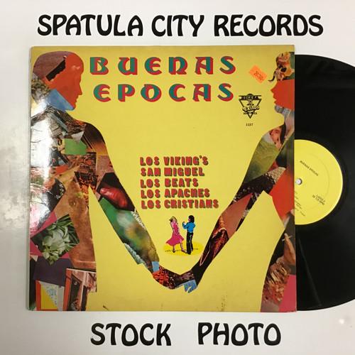Buenas Epocas - compilation - vinyl record LP