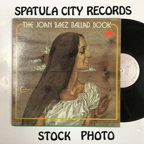 Joan Baez - The Joan Baez Ballad Book - double vinyl record LP