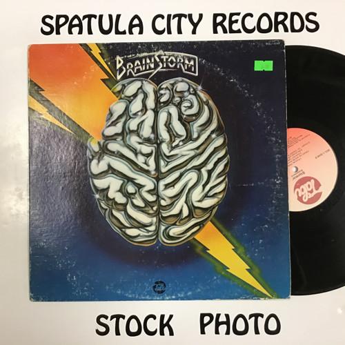 Brainstorm - Stormin' - vinyl record LP