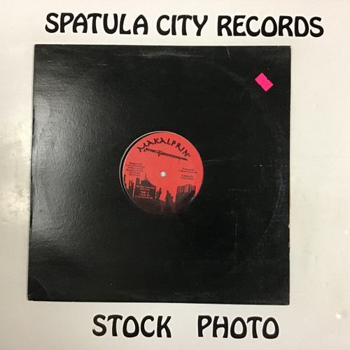 "Ron Lacks / Computer Paul - One Day Conscious -  12"" vinyl record LP"