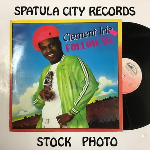 Clement Irie - Follow Me - IMPORT - vinyl record LP