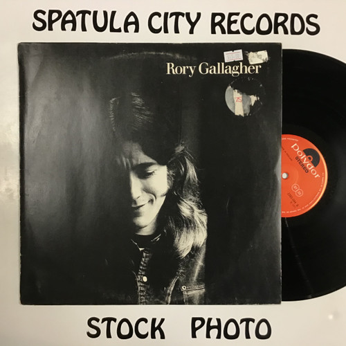 Rory Gallagher - Rory Gallagher - IMPORT - vinyl record LP