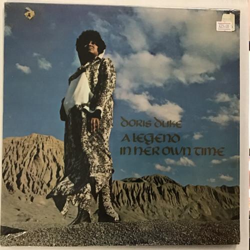 Doris Duke - A Legend In Her Own Time - SEALED  Vinyl record
