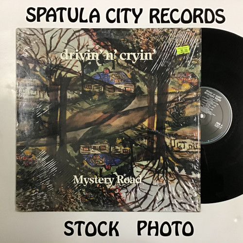 Drivin' and Cryin' - Mystery Road - vinyl record LP