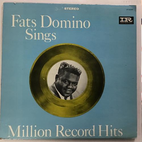 Fats Domino Sings - April Stevens - Teach Me Tiger  ERROR Vinyl record