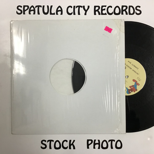 Garnett Silk - Retreat Wicked Man - vinyl record LP