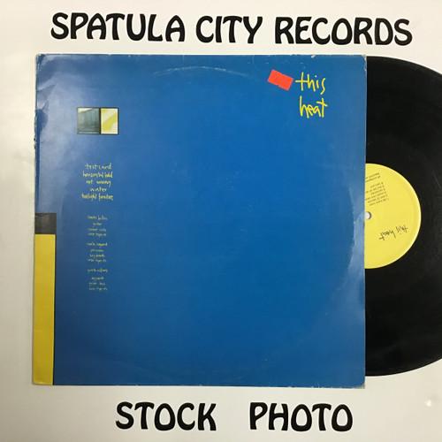 This Heat - This Heat - IMPORT - vinyl record LP