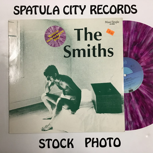 Smiths, The - William, It Was Really Nothing - IMPORT - vinyl record LP