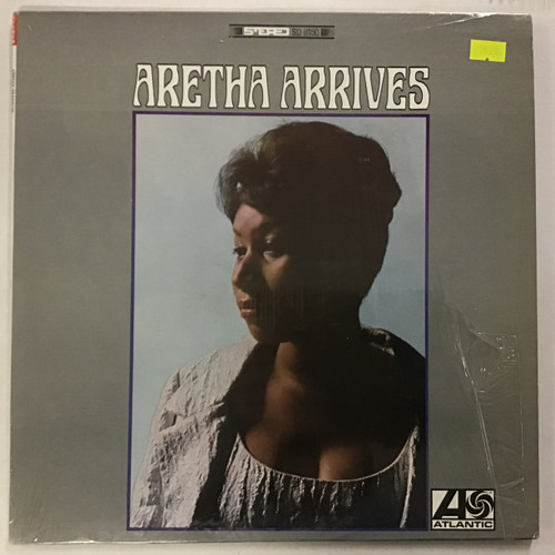 Aretha Franklin - Aretha Arrives (pink) Vinyl record