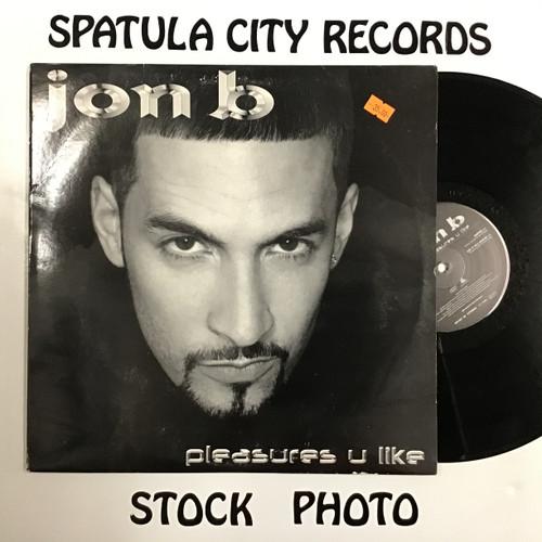 John B. - Pleasure U Like - double vinyl record LP