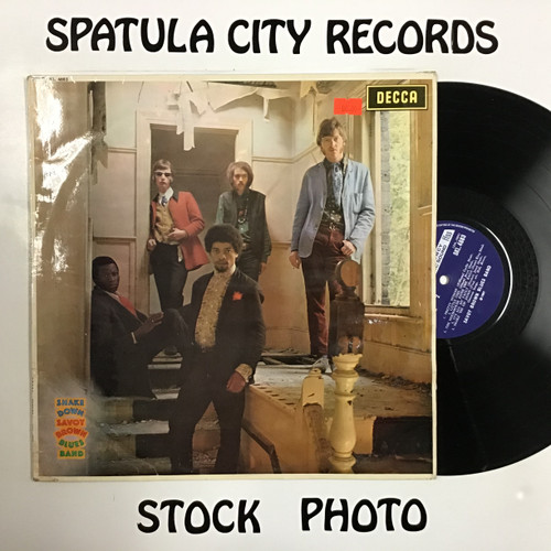Savoy Brown Blues Band - Shake Down - IMPORT - vinyl record LP