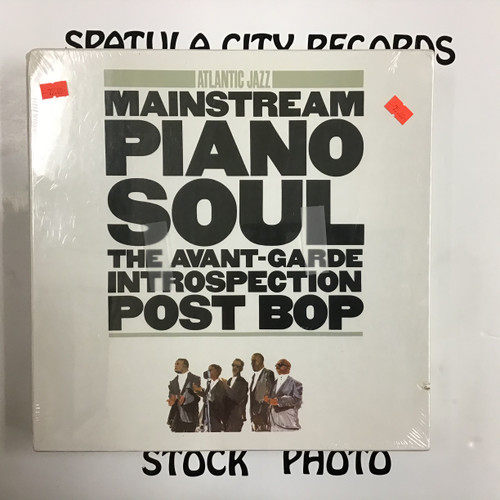 Atlantic Jazz Mainstream Piano Soul -  SEALED - compilation - 15x vinyl record LP