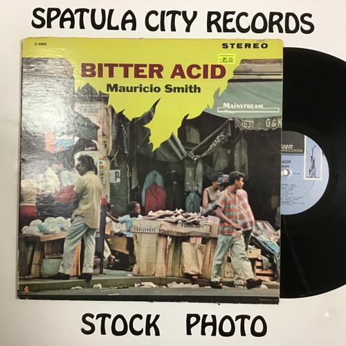 Mauricio Smith - Bitter Acid - vinyl record LP