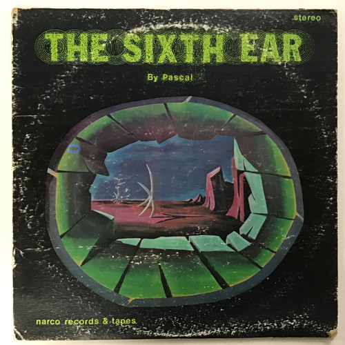 Nik Pascal - The Sixth Ear Vinyl record