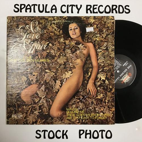 Golden Leaves, The - A Love Affair - vinyl record LP