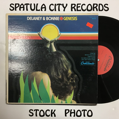 Delany and Bonnie - Genesis - vinyl record LP