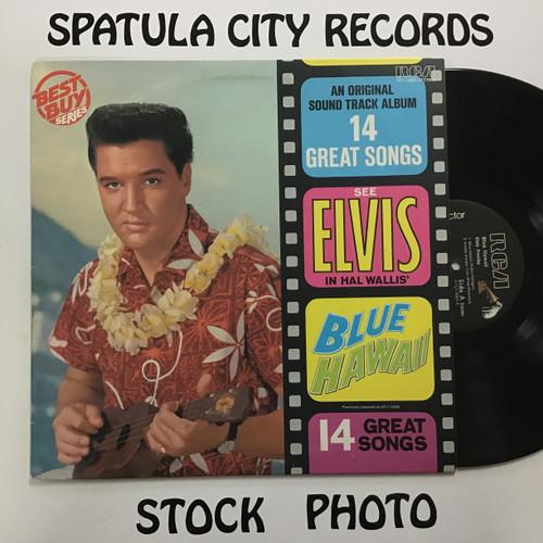 Elvis Presley - Blue Hawaii - Soundtrack - MONO - vinyl record album LP
