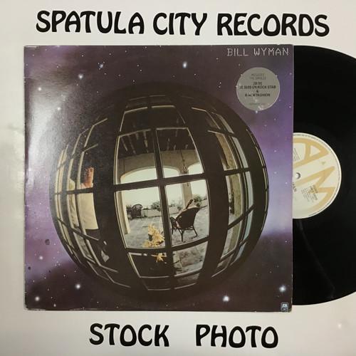 Bill Wyman - Bill Wyman - IMPORT - vinyl record LP