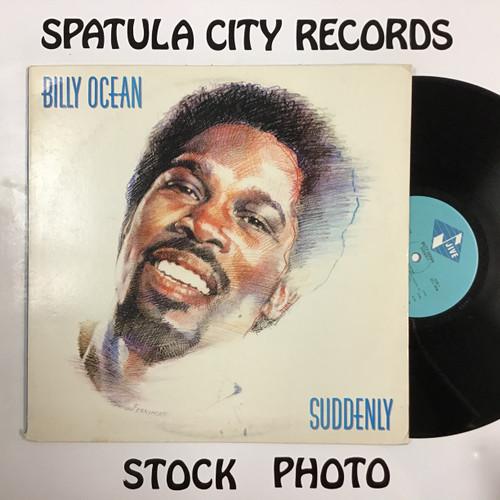 Billy Ocean - Suddenly - vinyl record LP