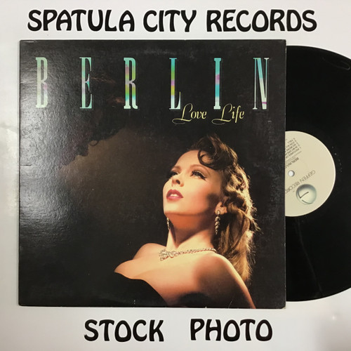 Berlin - Love Life - vinyl record LP