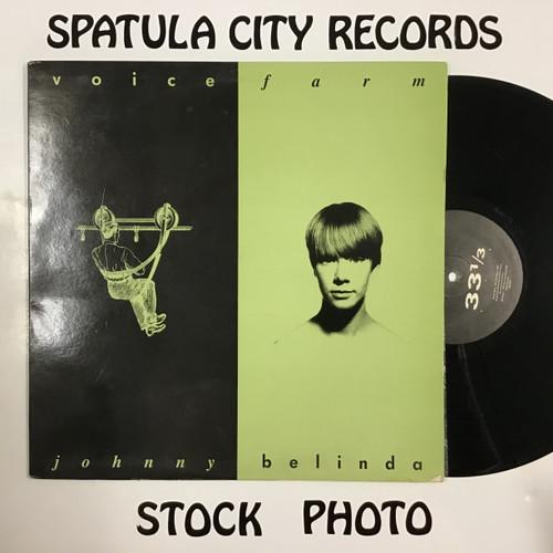 "Voice Farm - Johnny Belinda - 12"" single EP vinyl record LP"