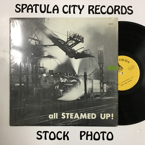 Howard Fogg - All Steamed Up! - vinyl record LP